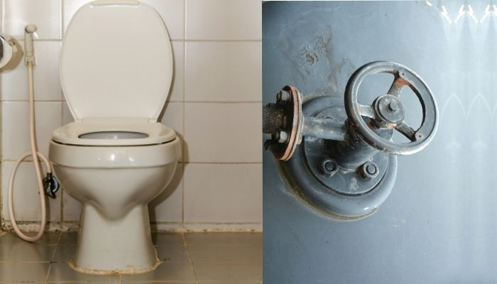 How to Replace a Leaking Toilet Shut Off Valve