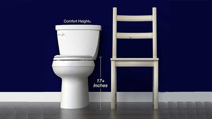 Lies and Truths About Comfort Height Toilets